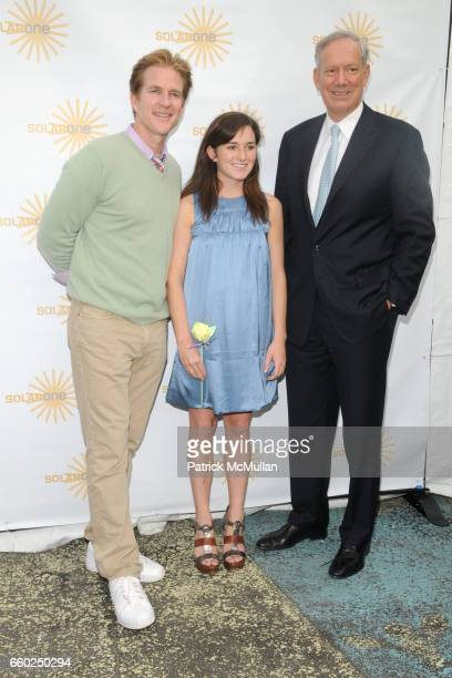 Matthew Modine Kick Kennedy and George Pataki attend SOLAR 1's Revelry By The River Honors MATTHEW MODINE KICK KENNEDY HSBC at Stuyvesant Cove on...