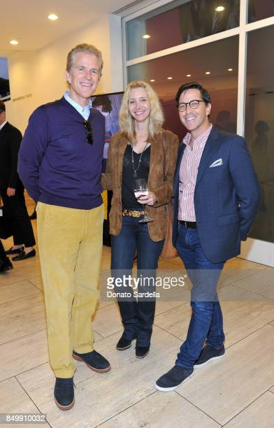 Matthew Modine Lisa Lisa Kudrow and Dan Bucatinsky at Brooks Brothers and Vogue with Lisa Love And Zac Posen Host A Special Screening Event For...
