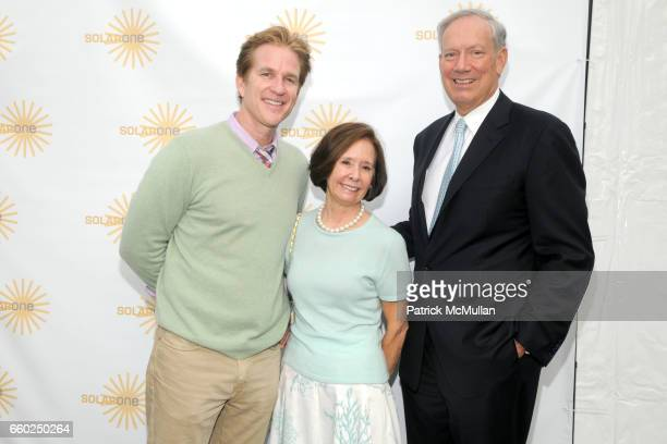 Matthew Modine Peggy Race and George Pataki attend SOLAR 1's Revelry By The River Honors MATTHEW MODINE KICK KENNEDY HSBC at Stuyvesant Cove on June...