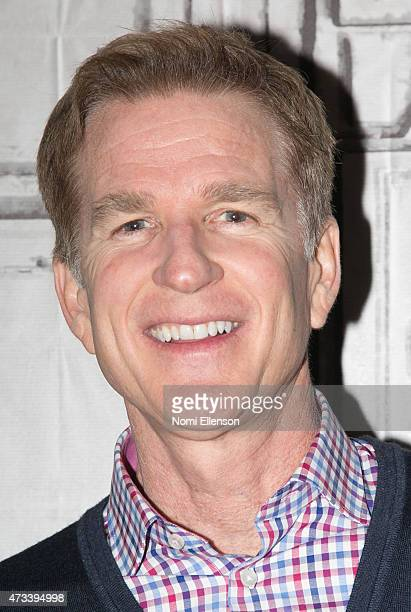 Matthew Modine Visits AOL Build at AOL Studios In New York on May 14 2015 in New York City