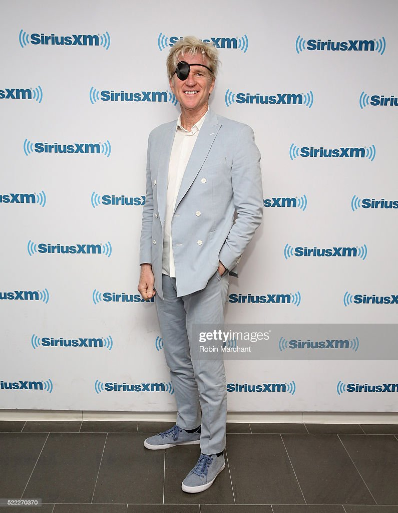 <a gi-track='captionPersonalityLinkClicked' href=/galleries/search?phrase=Matthew+Modine&family=editorial&specificpeople=211363 ng-click='$event.stopPropagation()'>Matthew Modine</a> visits at SiriusXM Studio on April 18, 2016 in New York City.