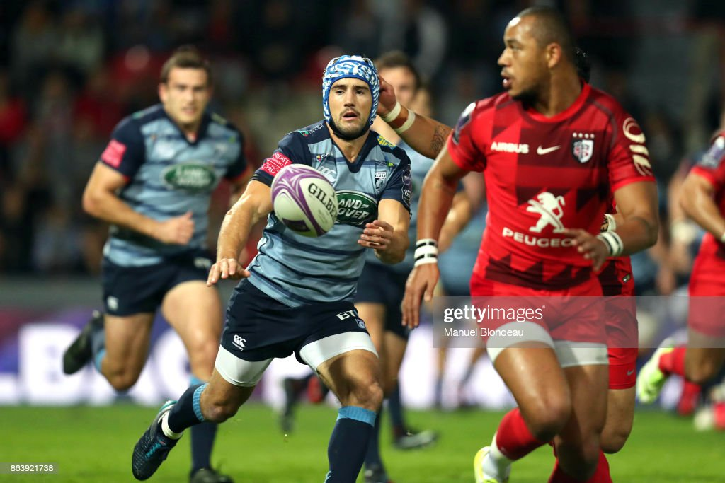 Stade Toulousain v Cardiff Blues - European Challenge Cup