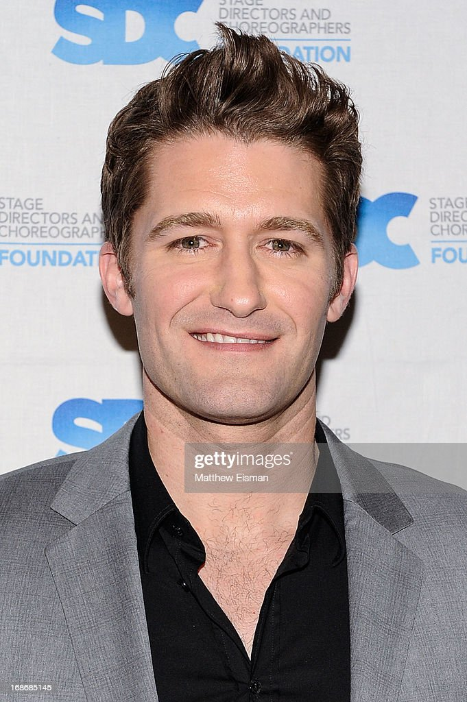 <a gi-track='captionPersonalityLinkClicked' href=/galleries/search?phrase=Matthew+Morrison&family=editorial&specificpeople=171674 ng-click='$event.stopPropagation()'>Matthew Morrison</a> attends the 2013 Mr. Abbott Award event at B.B. King Blues Club & Grill on May 13, 2013 in New York City.