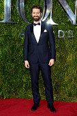 Matthew Morrison attends the 2015 Tony Awards at Radio City Music Hall on June 7 2015 in New York City
