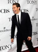 Matthew Morrison attends the 64th Annual Tony Awards at Radio City Music Hall on June 13 2010 in New York City