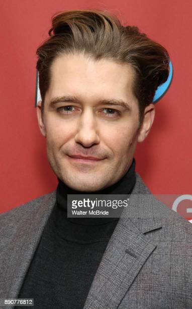 Matthew Morrison attends the cast party for the Roundabout Theatre Company presents a OneNight Benefit Concert Reading of 'Damn Yankees' at the...