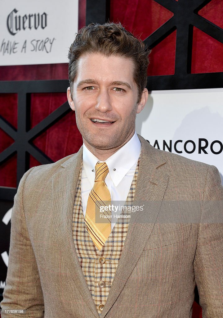 Matthew Morrison attends The Comedy Central Roast of James Franco at Culver Studios on August 25 2013 in Culver City California The Comedy Central...