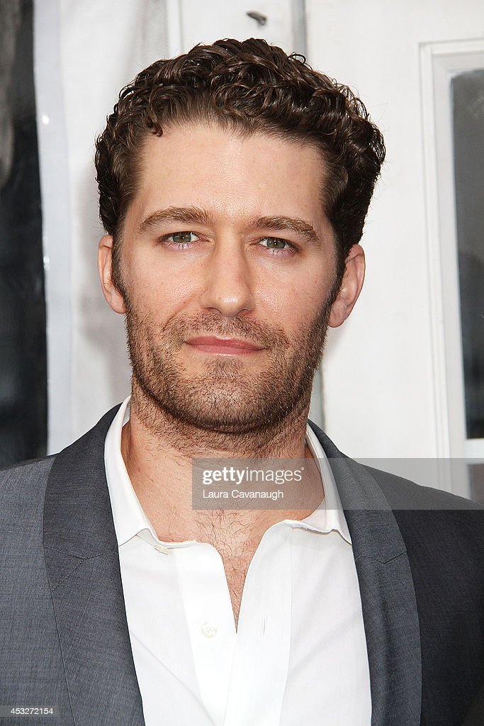 Matthew Morrison attends the 'Life is Amazing' Lexus Short Films Series at SVA Theater on August 6 2014 in New York City