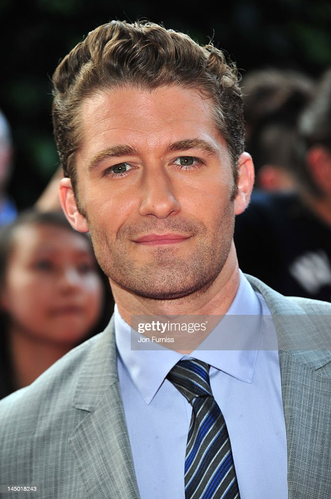 <a gi-track='captionPersonalityLinkClicked' href=/galleries/search?phrase=Matthew+Morrison&family=editorial&specificpeople=171674 ng-click='$event.stopPropagation()'>Matthew Morrison</a> attends the UK premiere of What To Expect When You're Expecting at BFI IMAX on May 22, 2012 in London, England.
