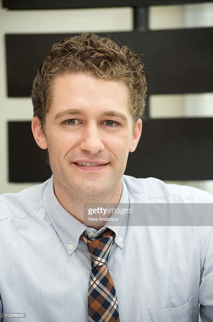 <a gi-track='captionPersonalityLinkClicked' href=/galleries/search?phrase=Matthew+Morrison&family=editorial&specificpeople=171674 ng-click='$event.stopPropagation()'>Matthew Morrison</a> on the set of 'Glee' at Paramount Studios on July 20, 2009 in Los Angeles, California.