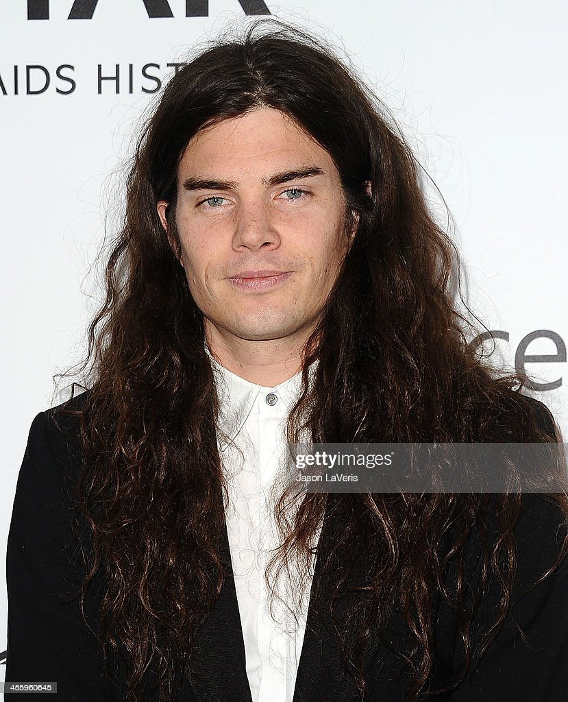 Matthew Mosshart attends the amfAR Inspiration Gala at Milk Studios on December 12, 2013 in Hollywood, California.