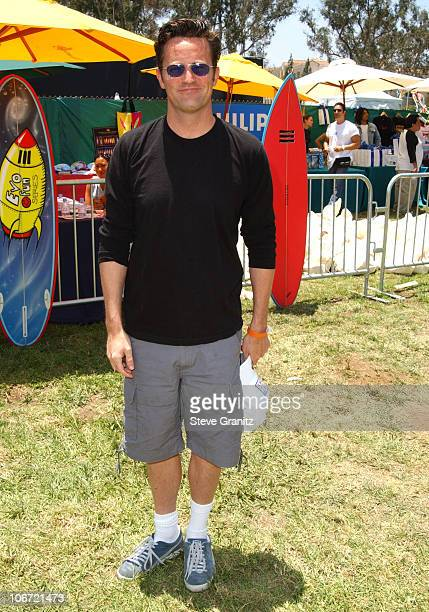 Matthew Perry at the 2004 Target A Time for Heroes Celebrity Carnival to benefit the Elizabeth Glaser Pediatric AIDS Foundation