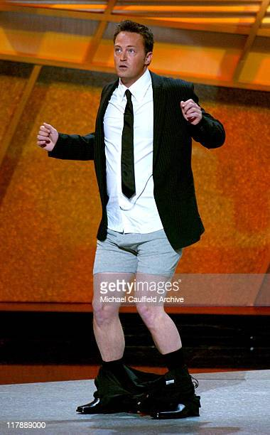 Matthew Perry host during 2005 ESPY Awards Show at Kodak Theatre in Hollywood California United States