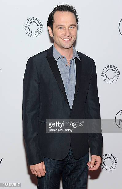 Matthew Rhys attends 'The Americans' panel during 2013 PaleyFest Made In New York at The Paley Center for Media on October 4 2013 in New York City