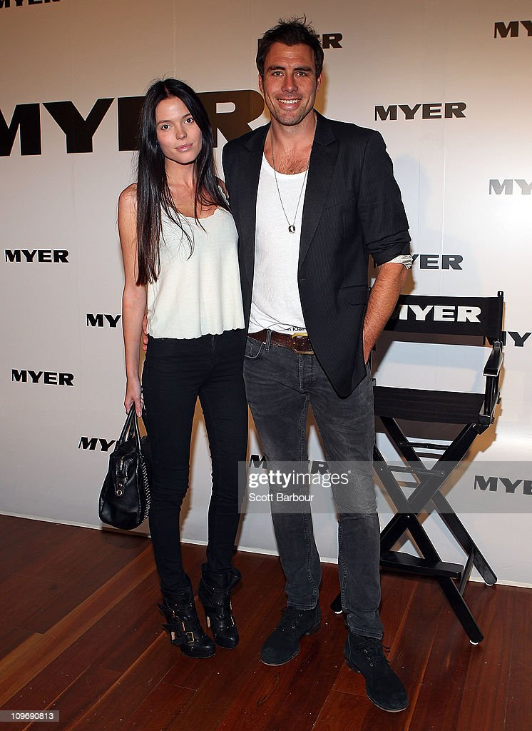 Myer Autumn/Winter Season Launch 2011 - Arrivals