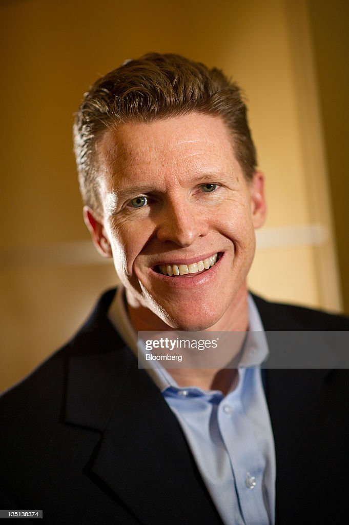 Matthew Roberts, chief executive officer of OpenTable Inc., stands for a photograph at - matthew-roberts-chief-executive-officer-of-opentable-inc-stands-for-a-picture-id135138374