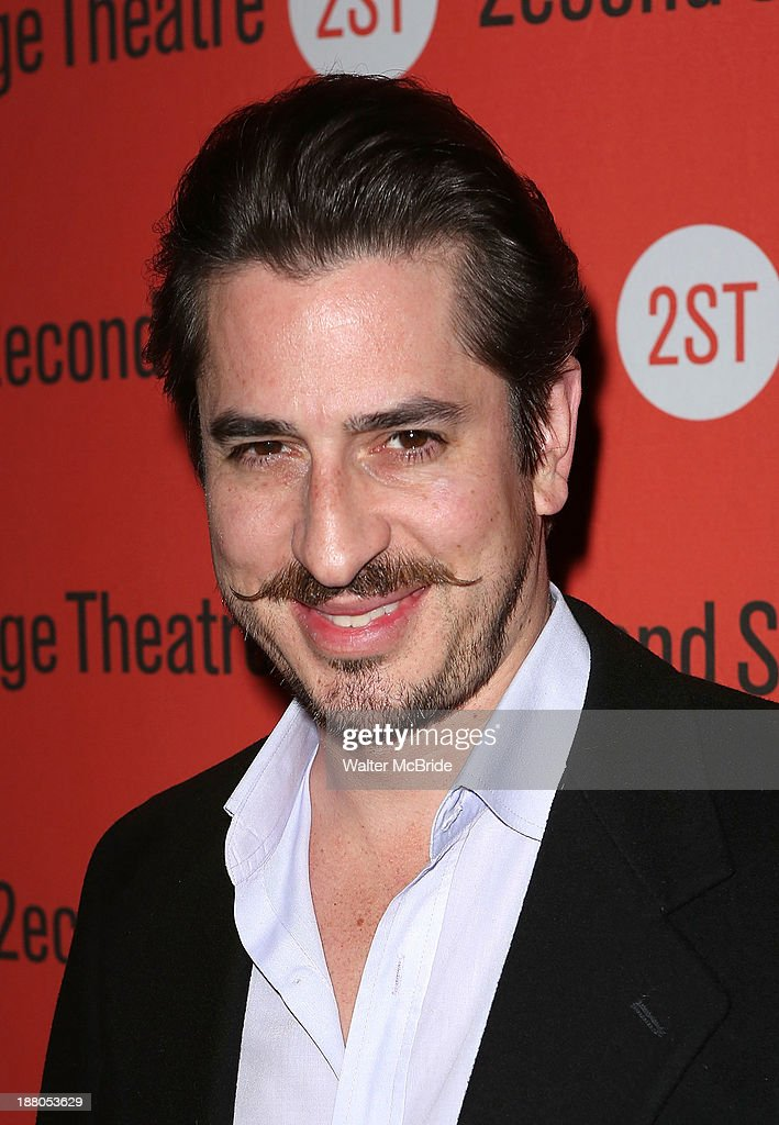 Matthew Saldivar attend the after party for the opening night production of 'Little Miss Sunshine' at Yotel on November 14, 2013 in New York City.