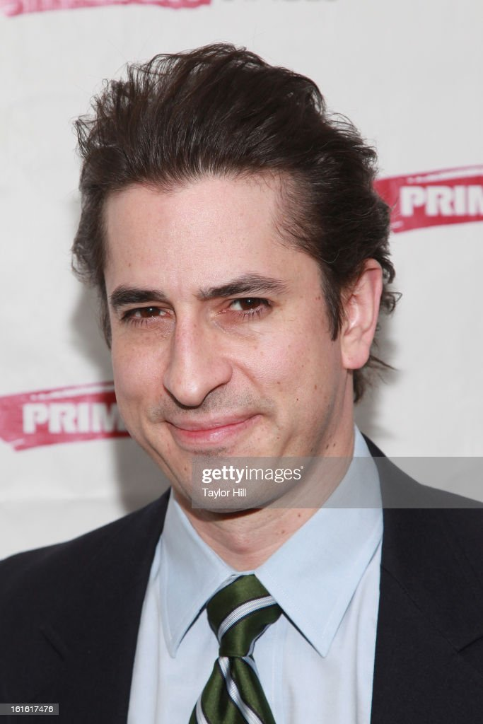 Matthew Saldivar attends the 'All In The Timing' 20th Anniversary Opening Night Reception at The Volstead on February 12, 2013 in New York City.