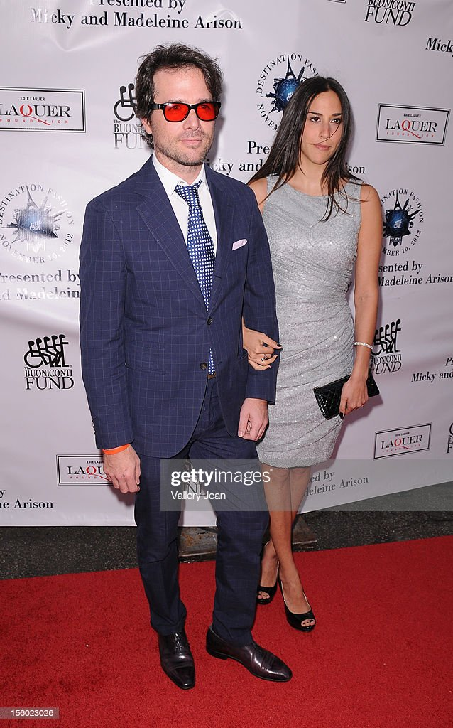 <a gi-track='captionPersonalityLinkClicked' href=/galleries/search?phrase=Matthew+Settle&family=editorial&specificpeople=214670 ng-click='$event.stopPropagation()'>Matthew Settle</a> and Maria Alfonsin attend Buoniconti Fund to Cure Paralysis' Destination Fashion 2012 at Bal Harbour Shops on November 10, 2012 in Miami, Florida.