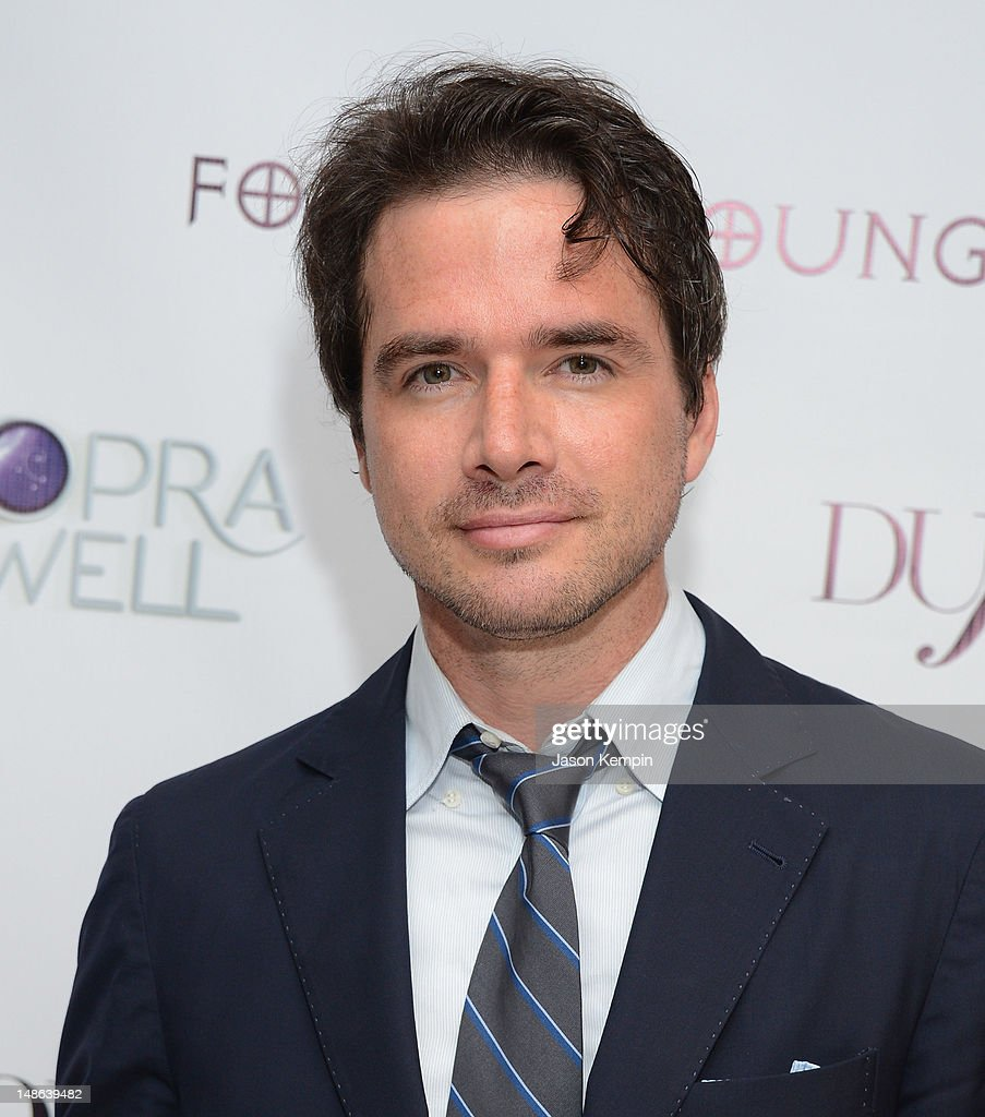 Matthew Settle attends The Chopra Well Launch Event at Espace on July 18, 2012 in New York City.