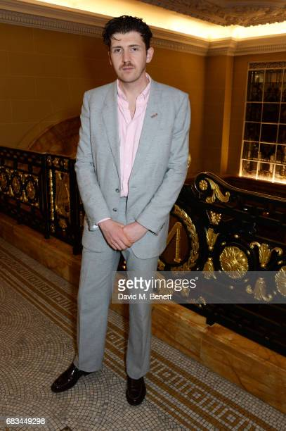 Matthew Stone attends '8 Years Of My Life' an intimate evening of music with Rosey Chan hosted by Rosey Chan and Client Earth at Cafe Royal on May 15...