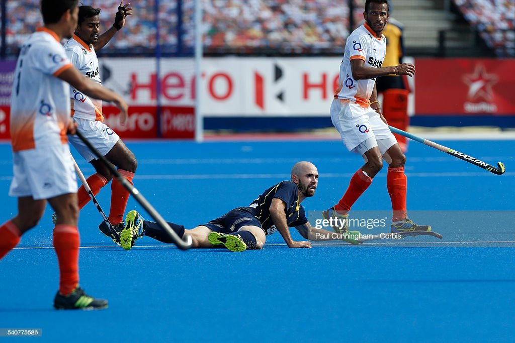 FIH Men's Hero Hockey Champions Trophy 2016 - Day Five