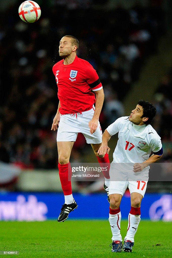England v Egypt - International Friendly