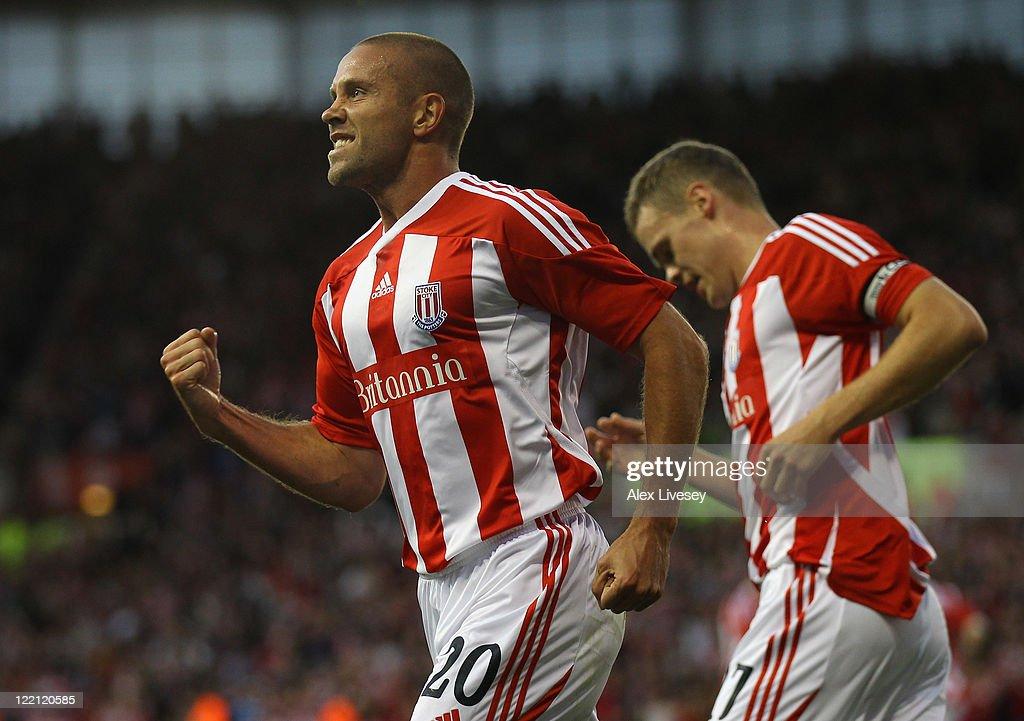 Stoke City FC v FC Thun- UEFA Europa League Play-Off