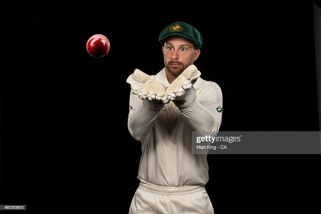 Australian Test Team Portrait Session