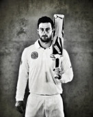 Matthew Wade of Australia poses on July 1 2013 in Worcester England