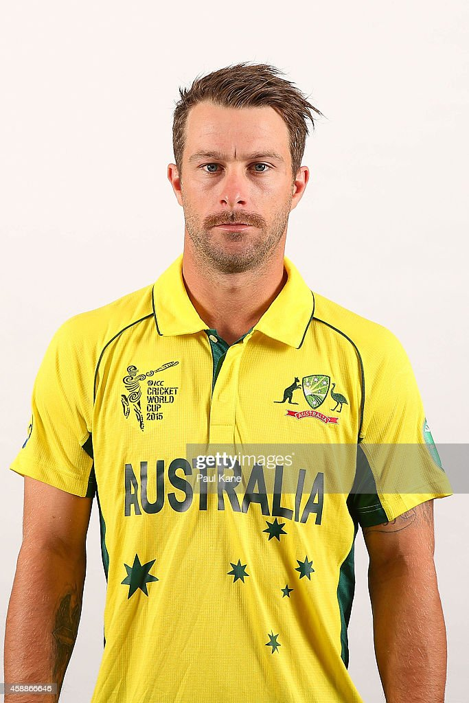 <a gi-track='captionPersonalityLinkClicked' href=/galleries/search?phrase=Matthew+Wade&family=editorial&specificpeople=724041 ng-click='$event.stopPropagation()'>Matthew Wade</a> poses during the 2015 Cricket World Cup portrait session at the WACA on November 12, 2014 in Perth, Australia.
