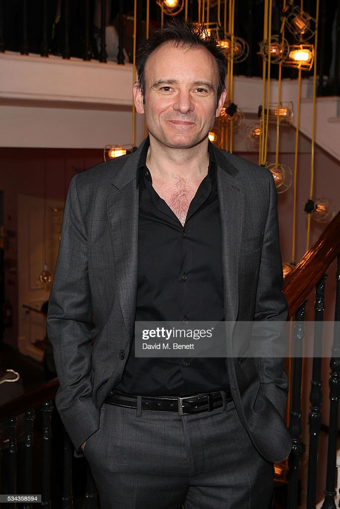 Matthew Warchus attends the press night after party for 'Jekyll Hyde' at The Old Vic Theatre on May 25 2016 in London England