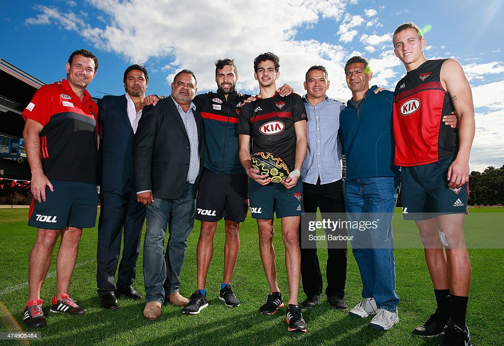 Essendon Bombers Indigenous Discussion Panel