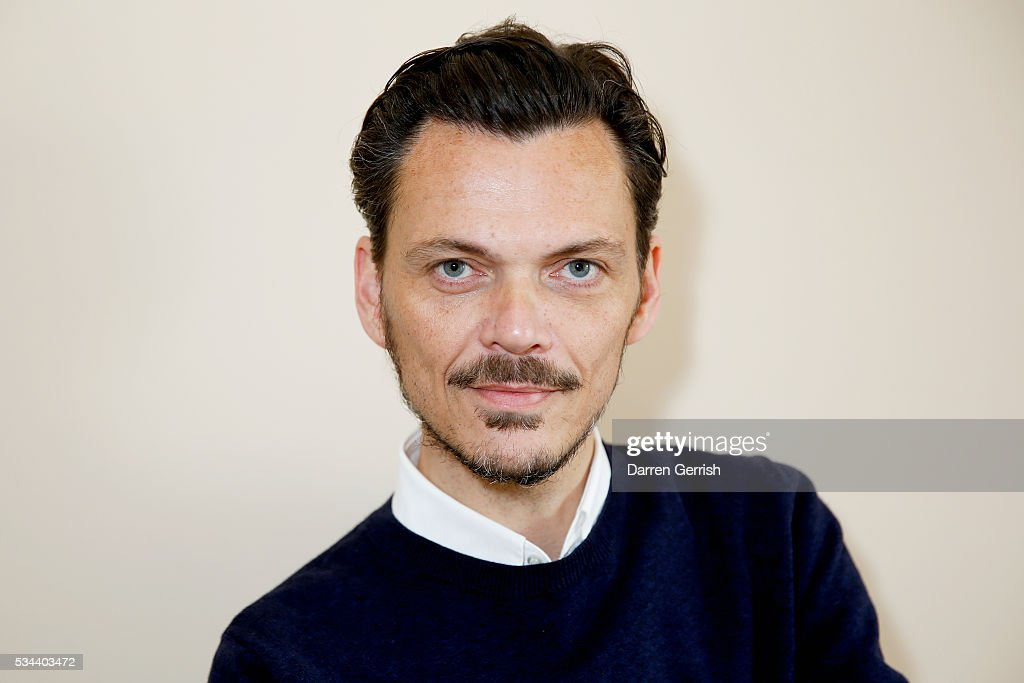Matthew Williamson at the exclusive preview of his yoga and active wear collaboration with USA Pro at the South Kensington Club on May 26, 2016 in London, England.