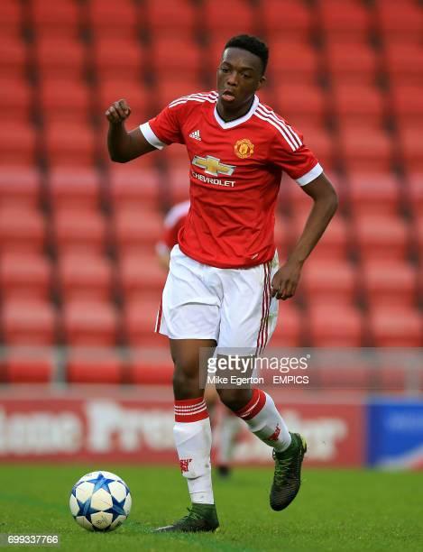 Matthew Willock Manchester United