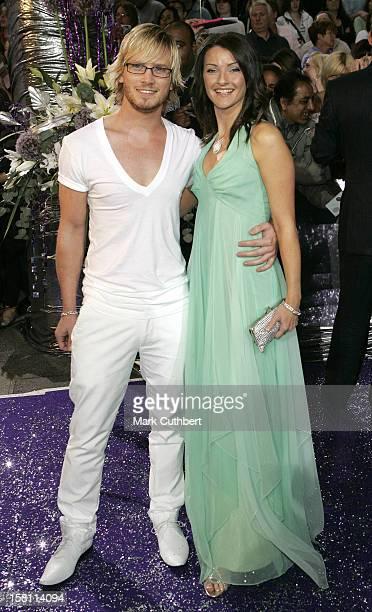 Matthew Wolfenden Attends The 2007 British Soap Awards In London26/5/07