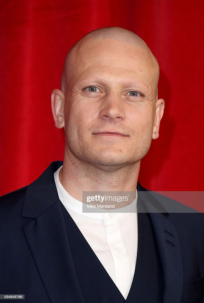 Matthew Wolfenden attends the British Soap Awards 2016 at Hackney Empire on May 28, 2016 in London, England.