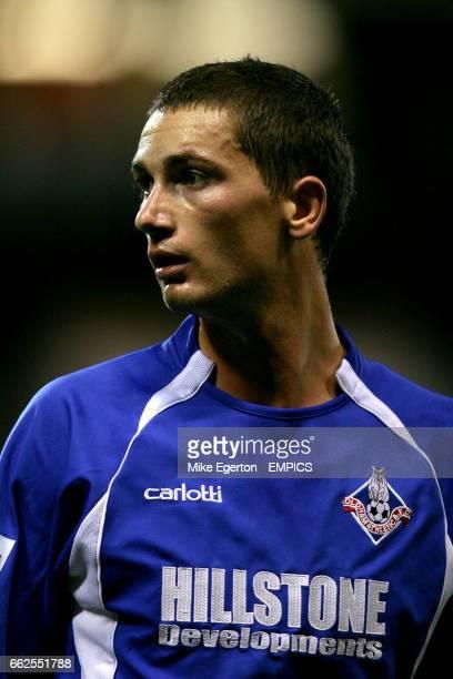 Matthew Wolfenden Oldham Athletic