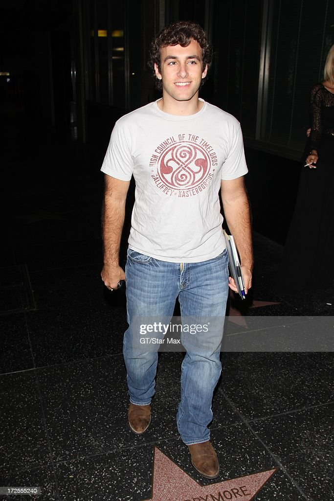 Matthew Ziff as seen on July 2, 2013 in Los Angeles, California.