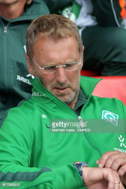 Matthias Honerbach Werder Bremen assistant coach