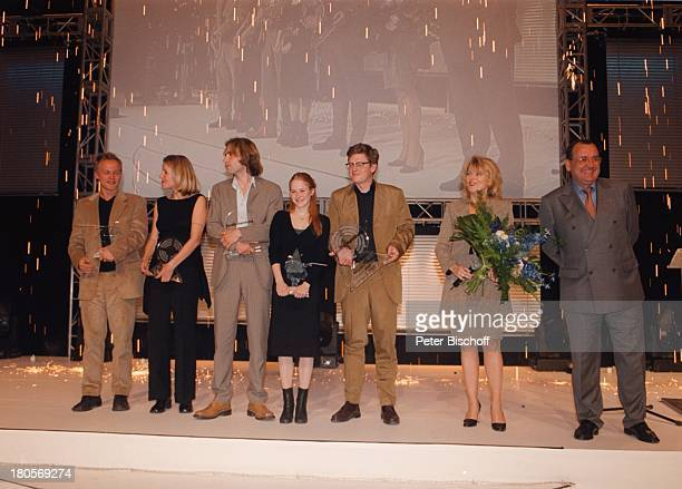 Matthias Koeberlin Vanessa Joop OliverDommenget Jasmin Schwiers HendrikHandloegten Eva Herman'GünterStrackFernsehpreis 2000'Handelskammer Hamburg...