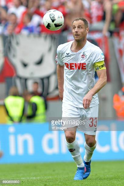 Matthias Lehmann of Colonge in action during the Bundesliga Match between 1FC Koeln and1 FSV Mainz 05 at RheinEnergieStadion on May 20 2017 in...