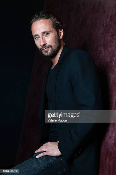 Matthias Schoenaerts attends TheWrap's Awards Season Screening Series Presents 'Rust And Bone' on November 14 2012 in Los Angeles California
