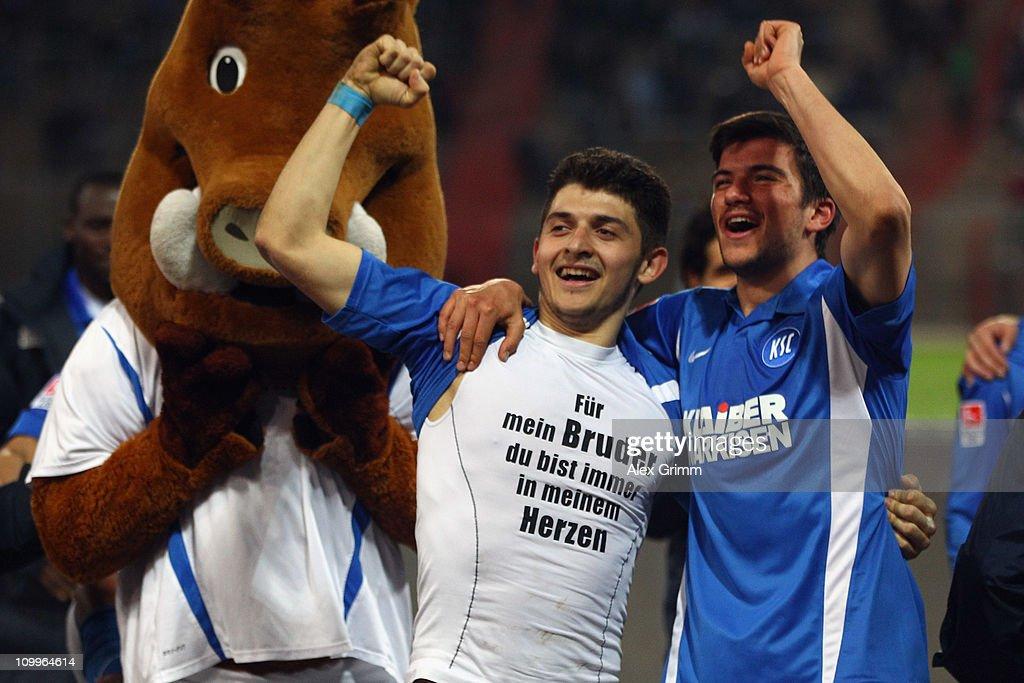 Karlsruher SC v MSV Duisburg - 2. Bundesliga