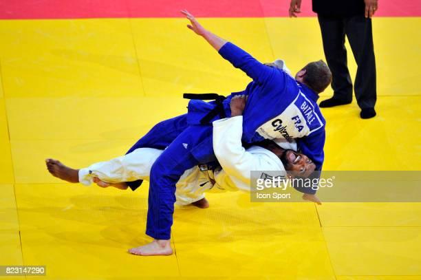 Matthieu BATAILLE / Oscar BRAYSON 100kg Championnats du Monde de Judo 2011 Paris