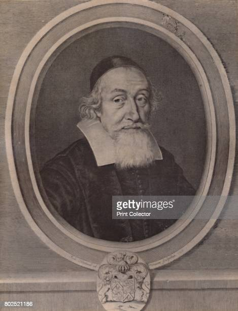 Matthieu MolÈ French statesman 17th century From A Collection of Engraved Portraits Exhibited by the Late James Anderson Rose at the Opening of the...