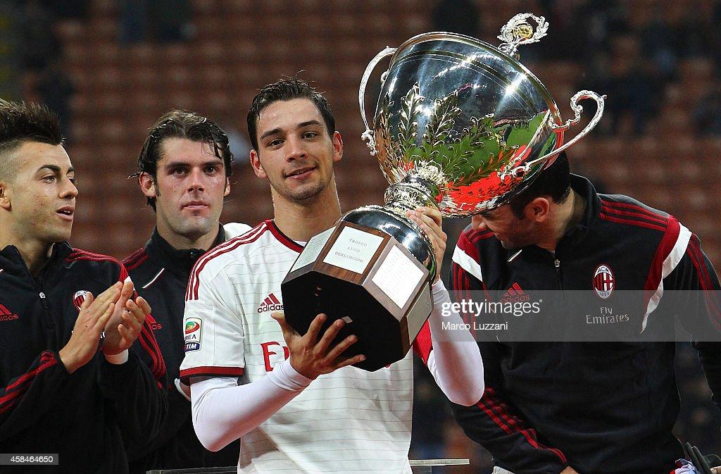AC Milan v San Lorenzo - Luigi Berlusconi Trophy