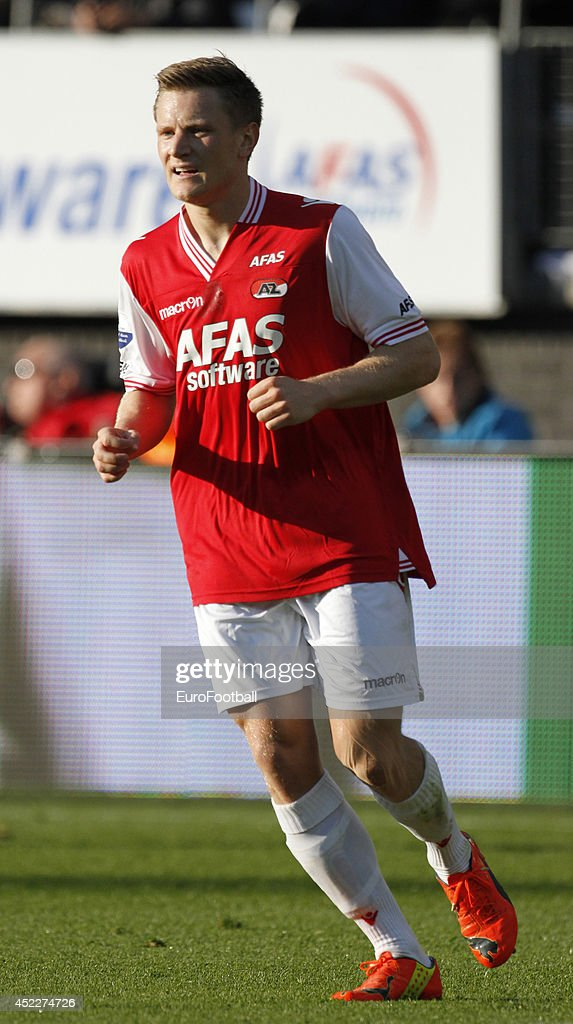 AZ Alkmaar v Feyenoord - Eredivisie Dutch League