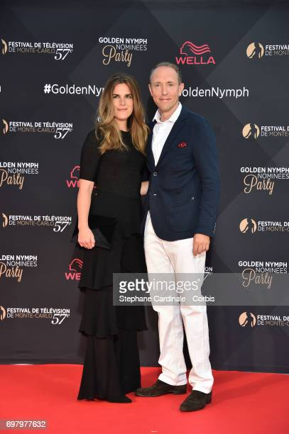 Mattias Klum attends the Golden Nymph Nominees Party at the MonteCarlo Bay Hotel on June 19 2017 in MonteCarlo Monaco