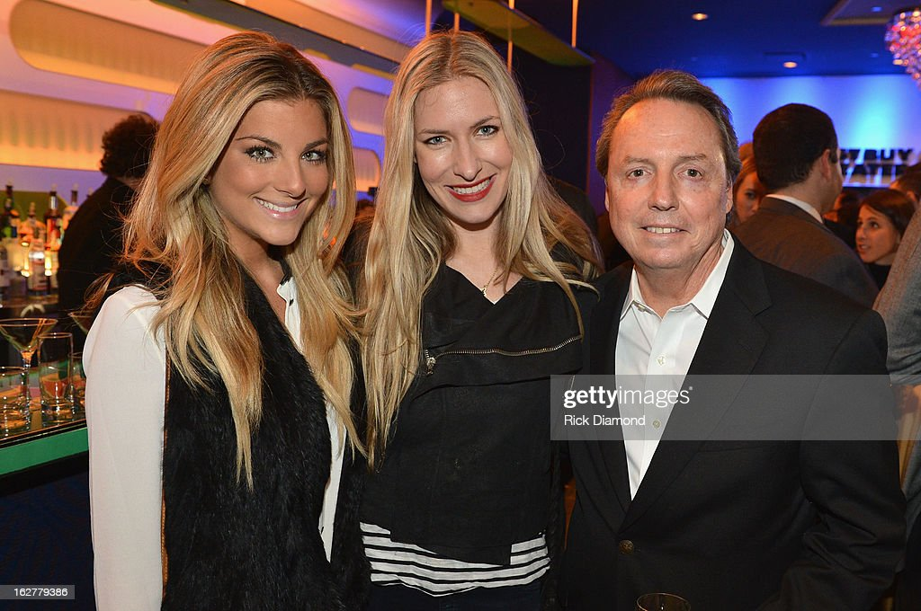 Mattie Smith, Holly Williams and Jody Williams attend the All For the Hall New York concert benefiting the Country Music Hall of Fame at Best Buy Theater on February 26, 2013 in New York City.